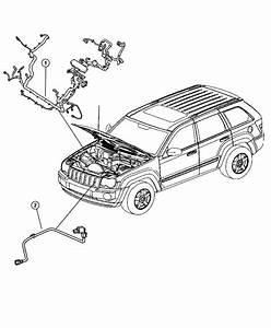 Jeep Commander Harness  Resistor  Wiring  Jumper  Radiator Fan  Cooling Fan  Cooling Fan