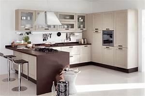 Cucina moderna con penisola Cucine Lube Pinterest Cucina