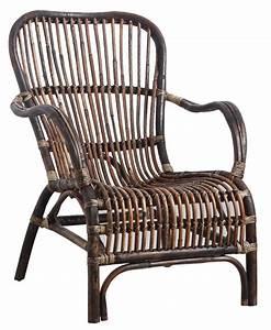 Fauteuil En Rotin : fauteuil en rotin antique ~ Teatrodelosmanantiales.com Idées de Décoration