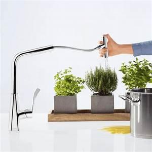 Hansgrohe Metris Select : hansgrohe metris select single lever kitchen mixer 320 ~ Watch28wear.com Haus und Dekorationen