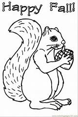 Coloring Squirrel Pages Acorn Printable Sheet Template Acorns Templates Worksheets Printables Coloringpages101 Fall Popular Pdf Library Clipart Coloringhome Adults Mammals sketch template