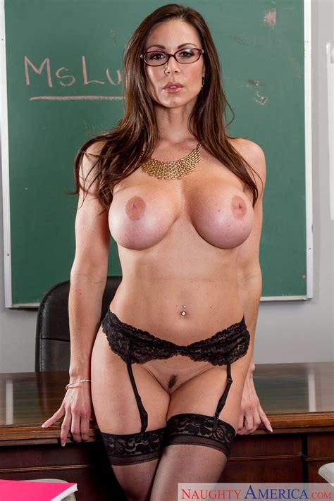 Kendra Lust Is A Smoking Hot Teacher / MILF Fox