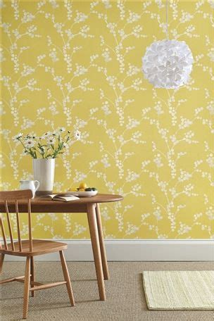 ochre elissia wallpaper     humble abode