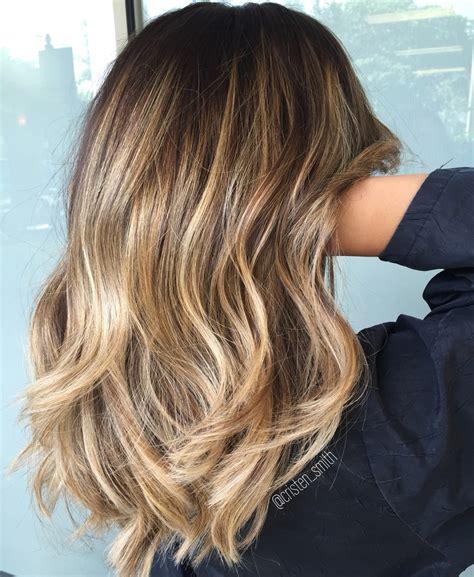 Fabulous Dark Hair With Blonde Highlights 2017 | Hairdrome.com