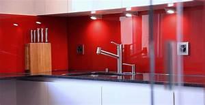 Glas Wandpaneele Küche : k chenr ckw nde aus glas ~ Markanthonyermac.com Haus und Dekorationen
