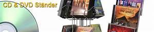 Blu Ray Ständer : cd dvd st nder f r boden und theke ~ Pilothousefishingboats.com Haus und Dekorationen