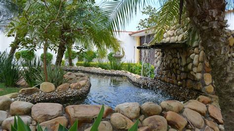 lago artificial  jardim como fazer  arquitetura