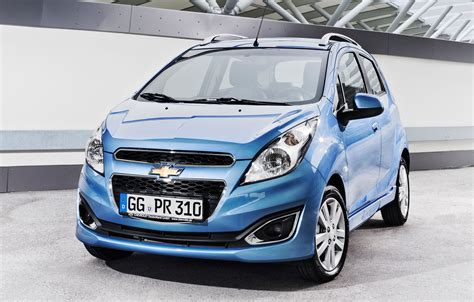2015 Chevrolet Spark  The Forth Generation