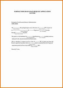 Personal loan application letter pdf cover letter for Loan application letter to company