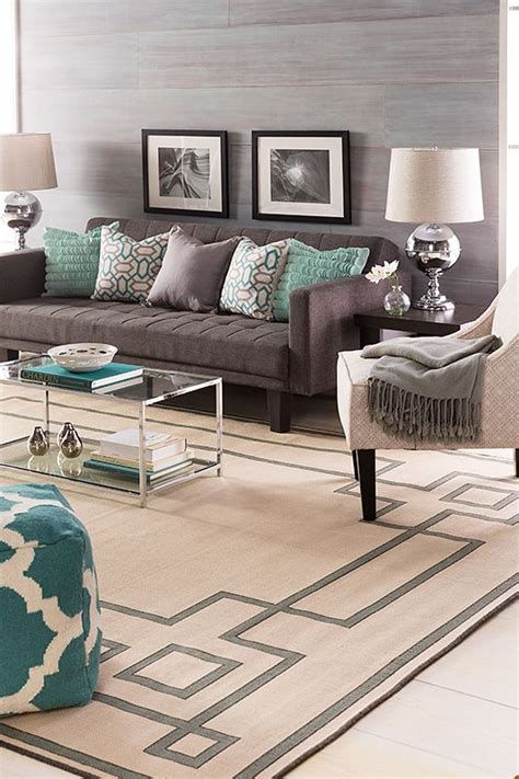 teal living room rug best 25 living room turquoise ideas on family