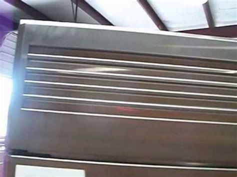 ge monogram zispdxss  built  side  side refrigerator youtube