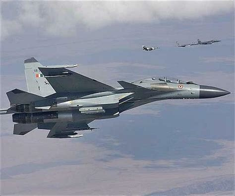 India's Sukhoi Fighters Are Flying Again