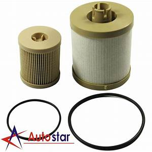 New Fuel Filter For Ford Diesel 6 0 F250 F350 F450