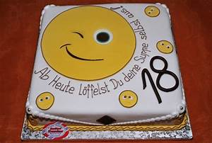 Torte Zum 50 Geburtstag Selber Machen : geburstag kuchen 18 appetitlich foto blog f r sie ~ Frokenaadalensverden.com Haus und Dekorationen