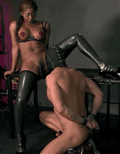 sexy bdsm ebony mistress interracial punishment livebdsm