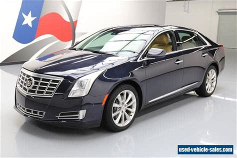 2014 Cadillac Xts For Sale In The United States
