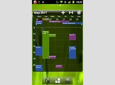 Pure Grid calendar widget Android Apps on Google Play