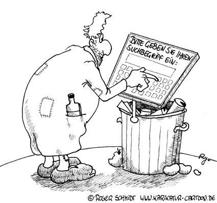 usability karikaturen und cartoons