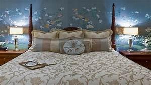 Wallpaper ideas for bedrooms, romantic luxury master ...