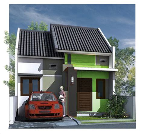 gambar rumah tipe