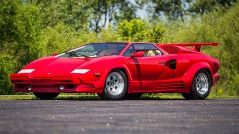 17 Lamborghini Countach For Sale