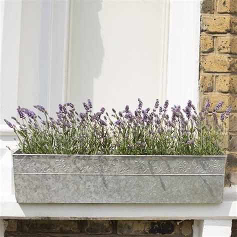 buy galvanised window trough