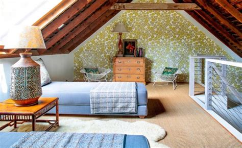 16 Small Attic Room Design Ideas