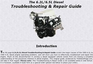 The 6 2l  6 5l Diesel Troubleshooting  U0026 Repair Guide