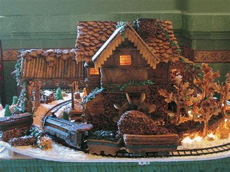 awesome gingerbread houses 34 amazing gingerbread houses