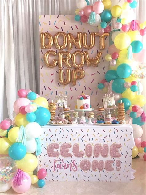 46 best donut party ideas images on 72 best donut party ideas images on donut