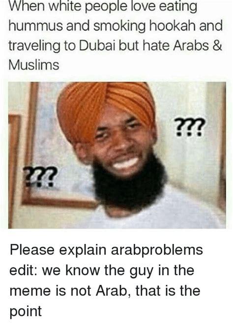 Arab Guy Meme - funny hummus memes of 2017 on sizzle massacreing