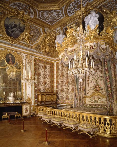 chambre de antoinette xxth century the centuries versailles 3d