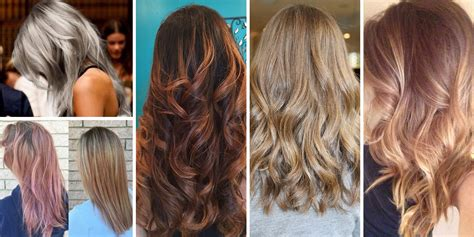 hair color trends  fallwinte