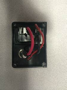 Marine Boat Bilge Pump Switch Abs Manual Automatic Off