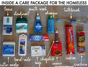 25 best ideas about homeless care package on