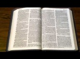 iStopMotion 3 - Bible Turning Pages - YouTube