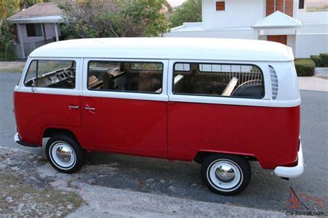 kombi volkswagen for sale 1970 volkswagen kombi transporter microbus deluxe in noosa