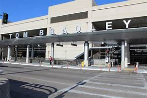 LAX Opens Its New Front Door To The World: The New Tom ...