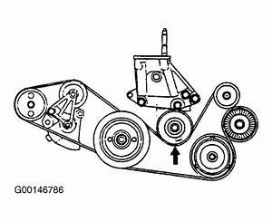 2003 Hyundai Santa Fe Serpentine Belt Routing And Timing Belt Diagrams