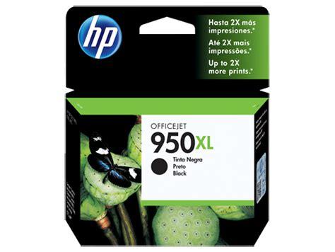 Tinta Hp 950 Black Original cartucho original de tinta negra hp 950xl cn045al