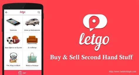 Letgo Apkbuy & Sell Second Hand Stuff Download For Android