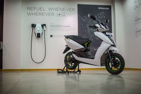 ather electric scooters launched  chennai bikedekho