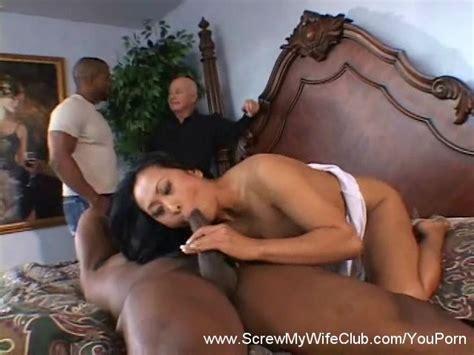 Asian Wife Sucks Black Cock Hubby Likes Free Porn