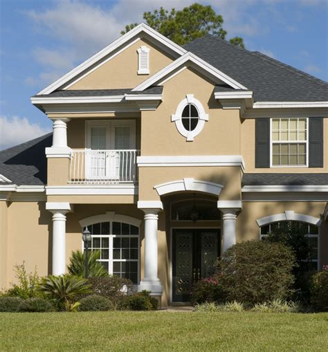 home interior color combinations exterior paint schemes and consider your surroundings
