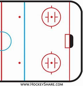 Hockey Rink Diagrams  U0026 Practice Plan Templates