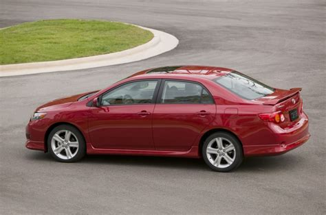 toyota corolla xrs picture pic image