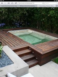 Kleiner Pool Für Terrasse : 176 besten kleiner pool im garten bilder auf pinterest verandas mini pool und pool spa ~ Orissabook.com Haus und Dekorationen