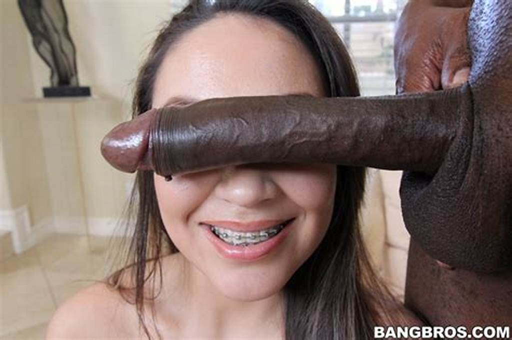 #White #Girl #Suck #Black #Dick