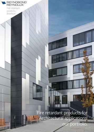 double sheet aluminium panel reynodual arconic architectural products sas merxheimfrank