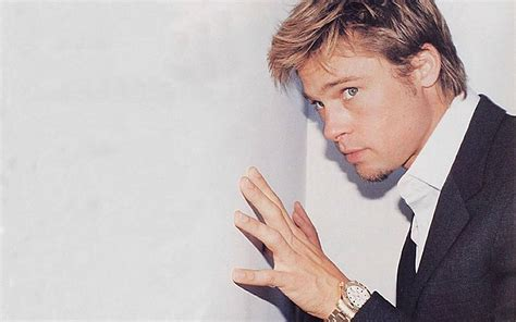 Brad Pitt Wallpapers by Brad Pitt Wallpapers High Resolution And Quality